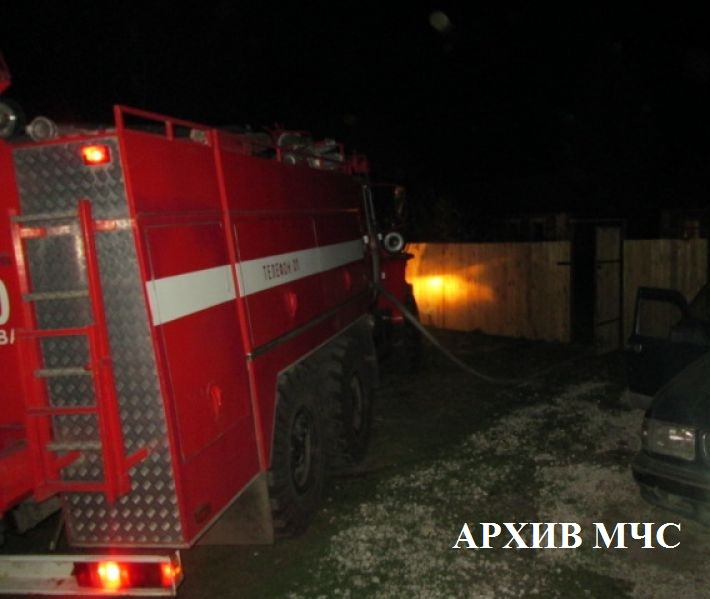 Пожар в Поназыревском районе ликвидирован