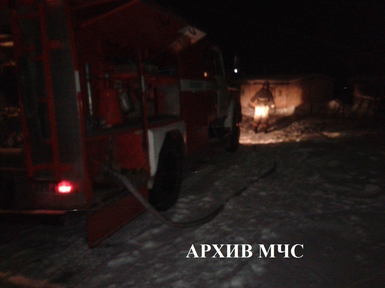 Пожар в Пыщугском районе ликвидирован