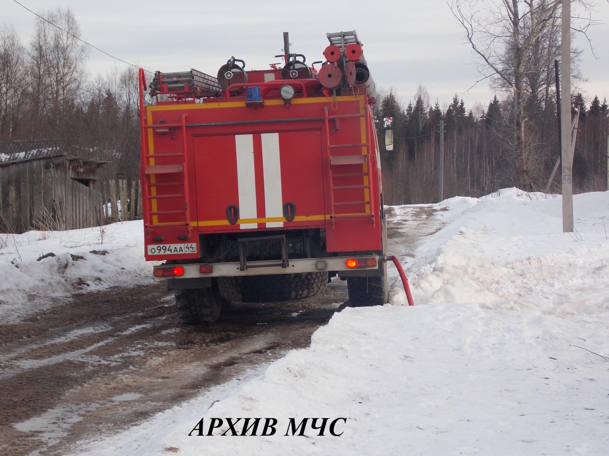 Пожар в Красносельском районе локализован