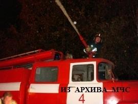 Пожар в Нерехтском районе локализован