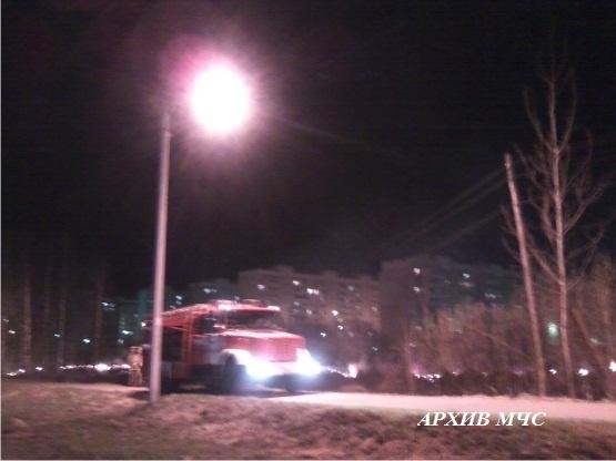 Пожар в Сусанинском районе ликвидирован