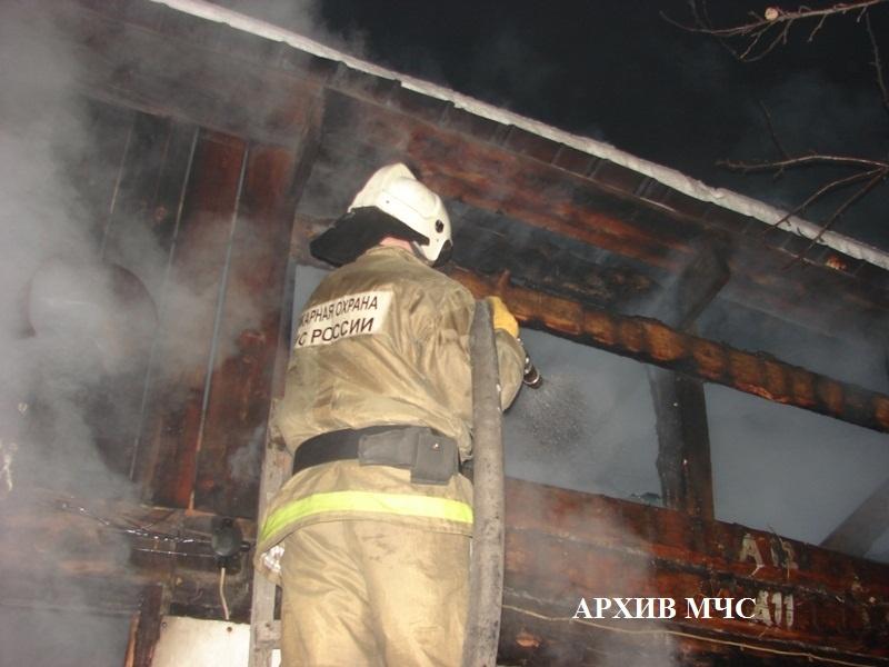 Пожар в Поназыревском районе локализован