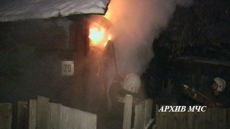 Пожар в Чухломском районе ликвидирован