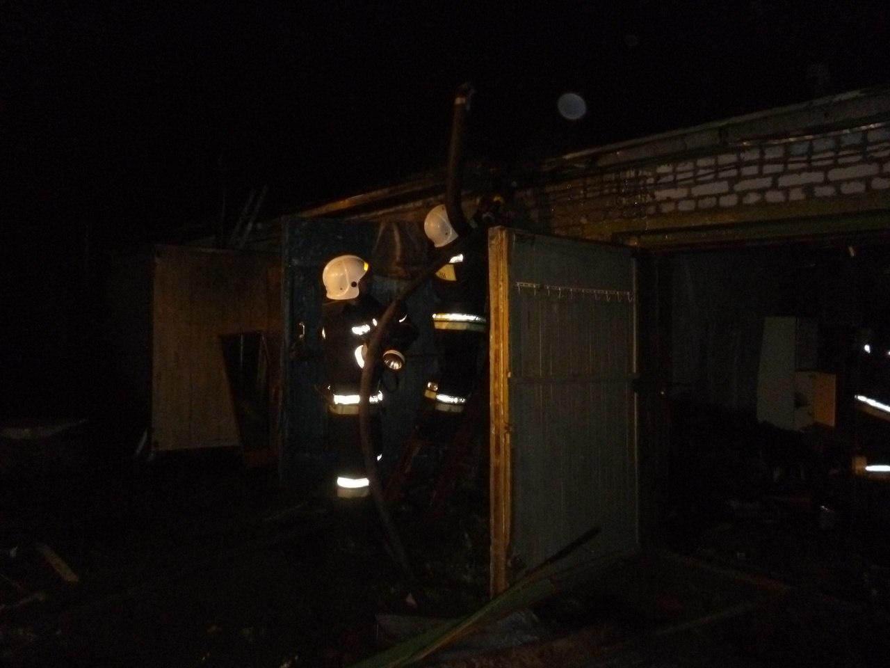 Пожар в городе Кострома ликвидирован