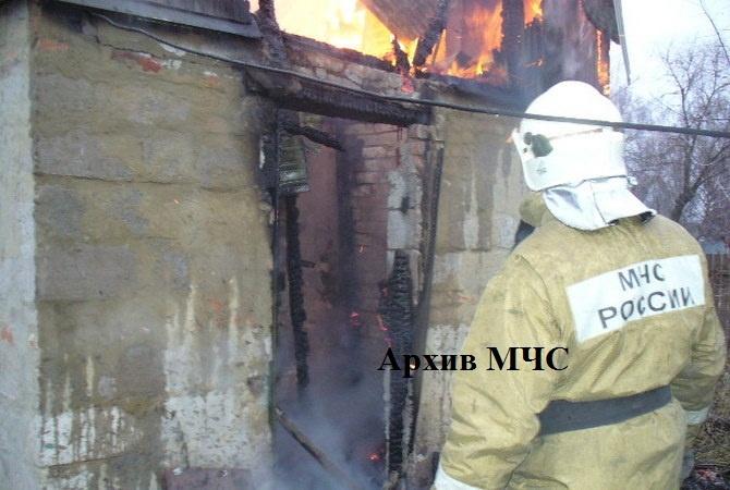Пожар в Вохомском районе  ликвидирован
