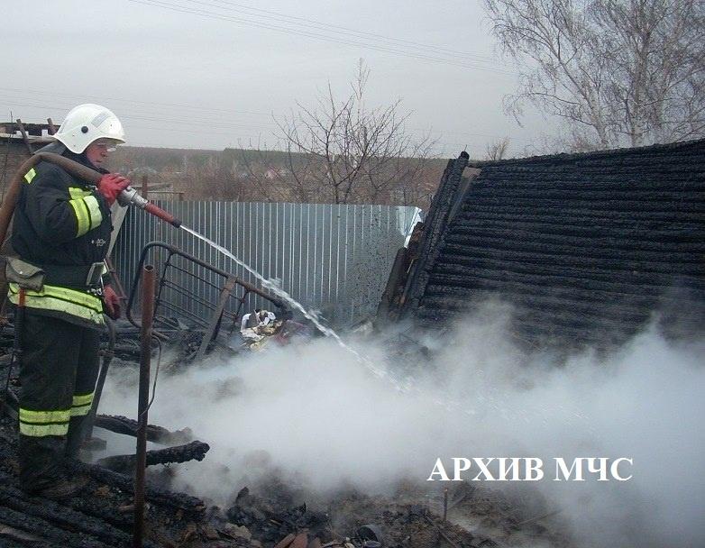 Пожар в Судиславском районе ликвидирован