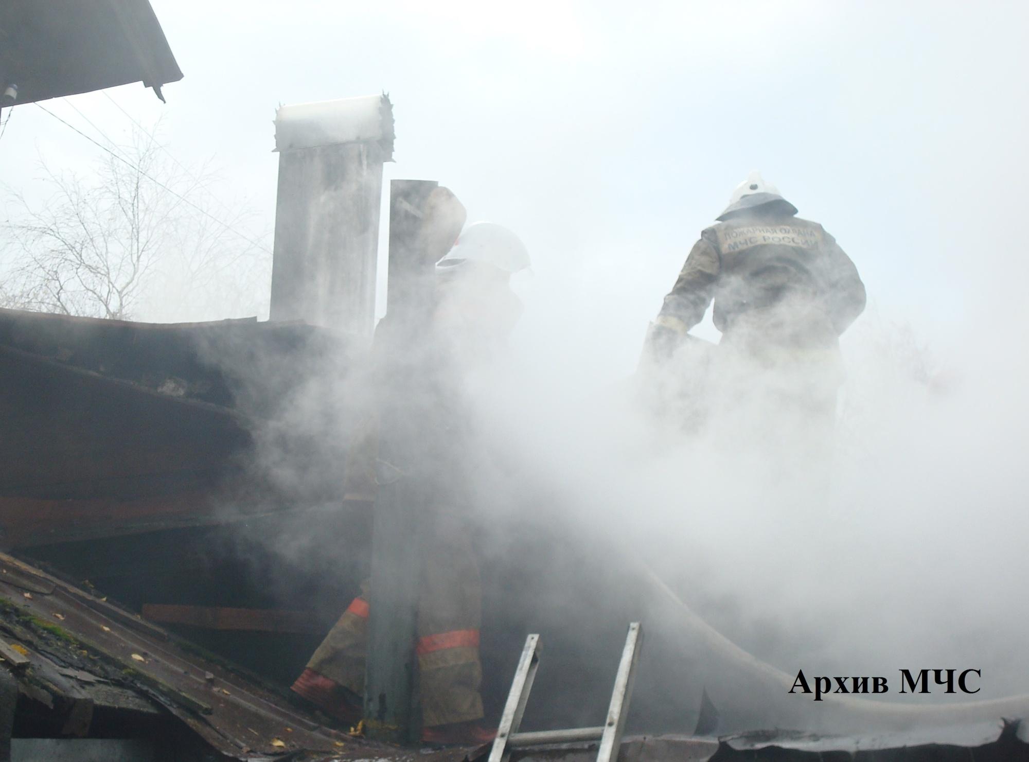 Пожар в Кологривском районе локализован