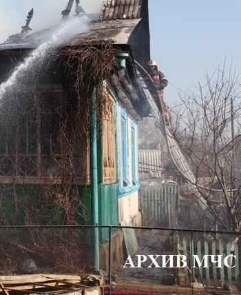 Пожар в Кадыйском районе локализован