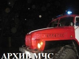 Подразделения пожарно-спасательного гарнизона приняли участие в ликвидации последствий ДТП в Кадыйском районе