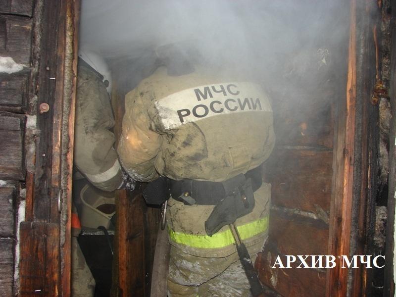 Пожар в Чухломском районе локализован