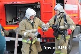 Пожар в Нейском районе ликвидирован