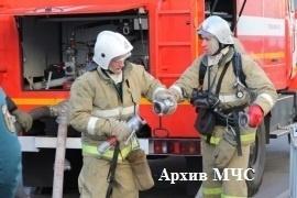 Пожар в г. Костроме локализован