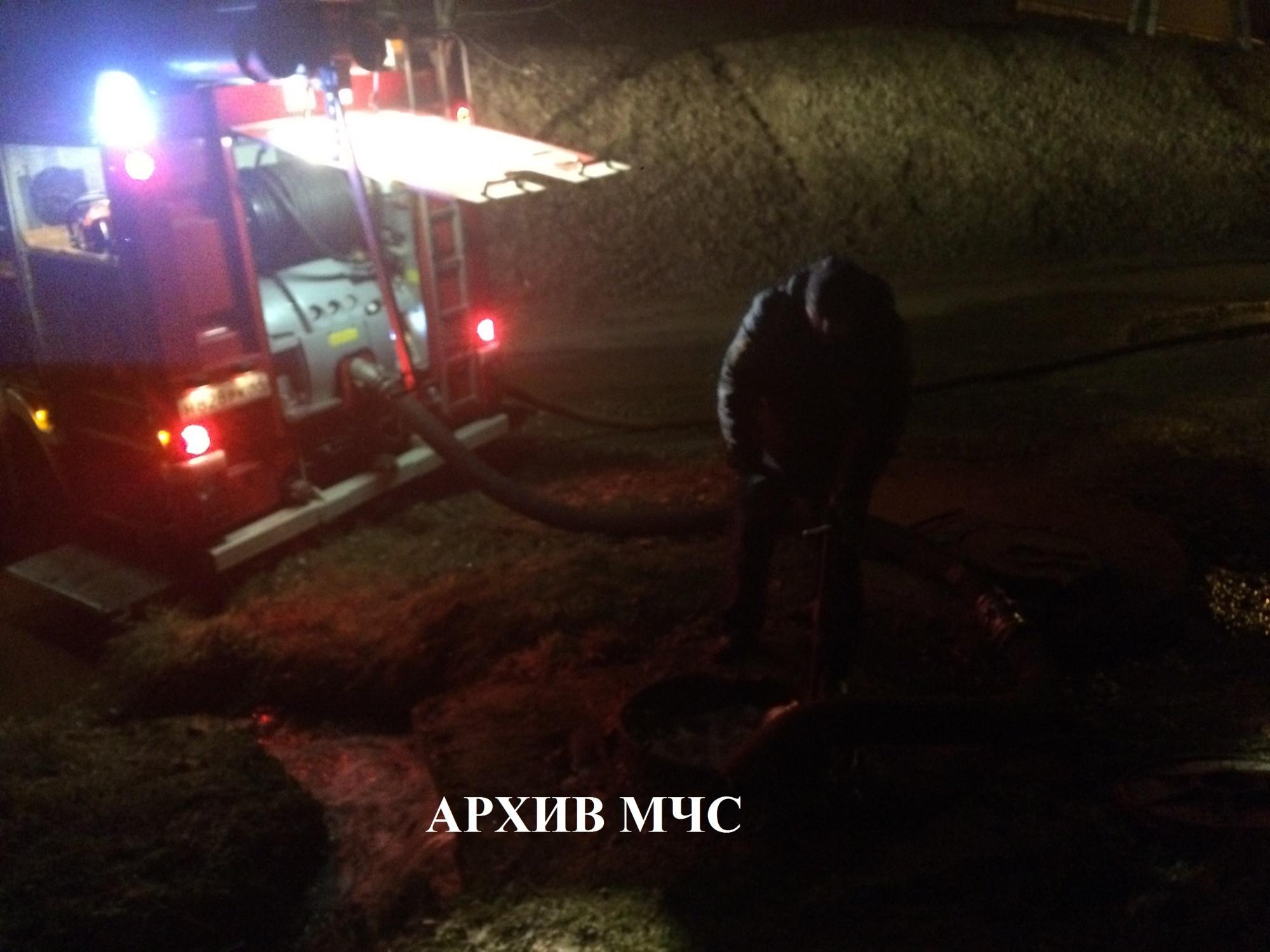 Пожар в Макарьевском районе ликвидирован