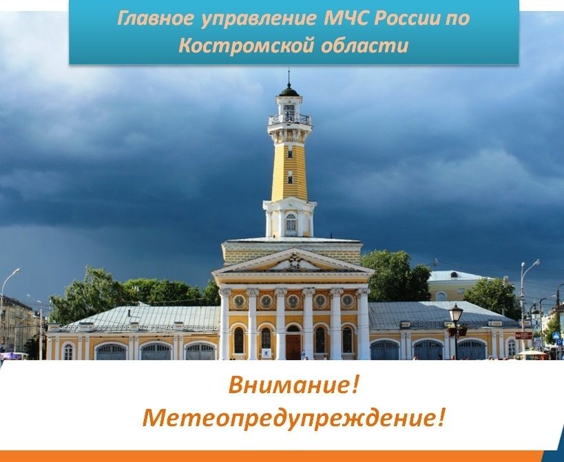 Метеопредупреждение на 30 августа 2021 года