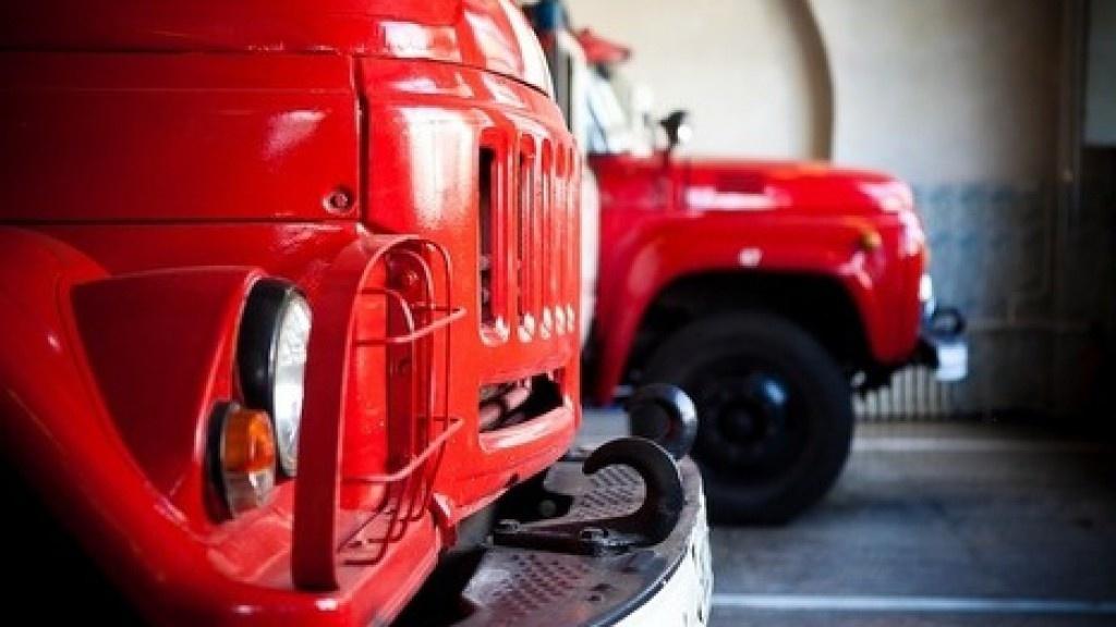 Подразделения пожарно-спасательного гарнизона приняли участие в ликвидации последствий ДТП в Костромском районе